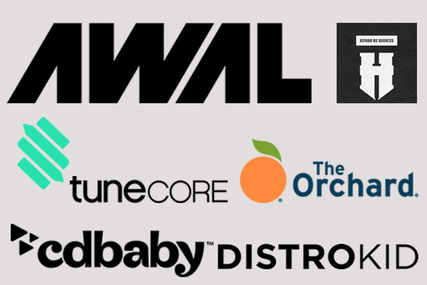 The top 7 digital distribution services to release your music today