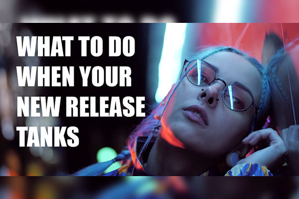 What to do when your new release tanks